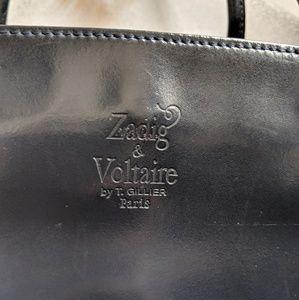Vintage Zadig et Voltaire by T. Gillier purse